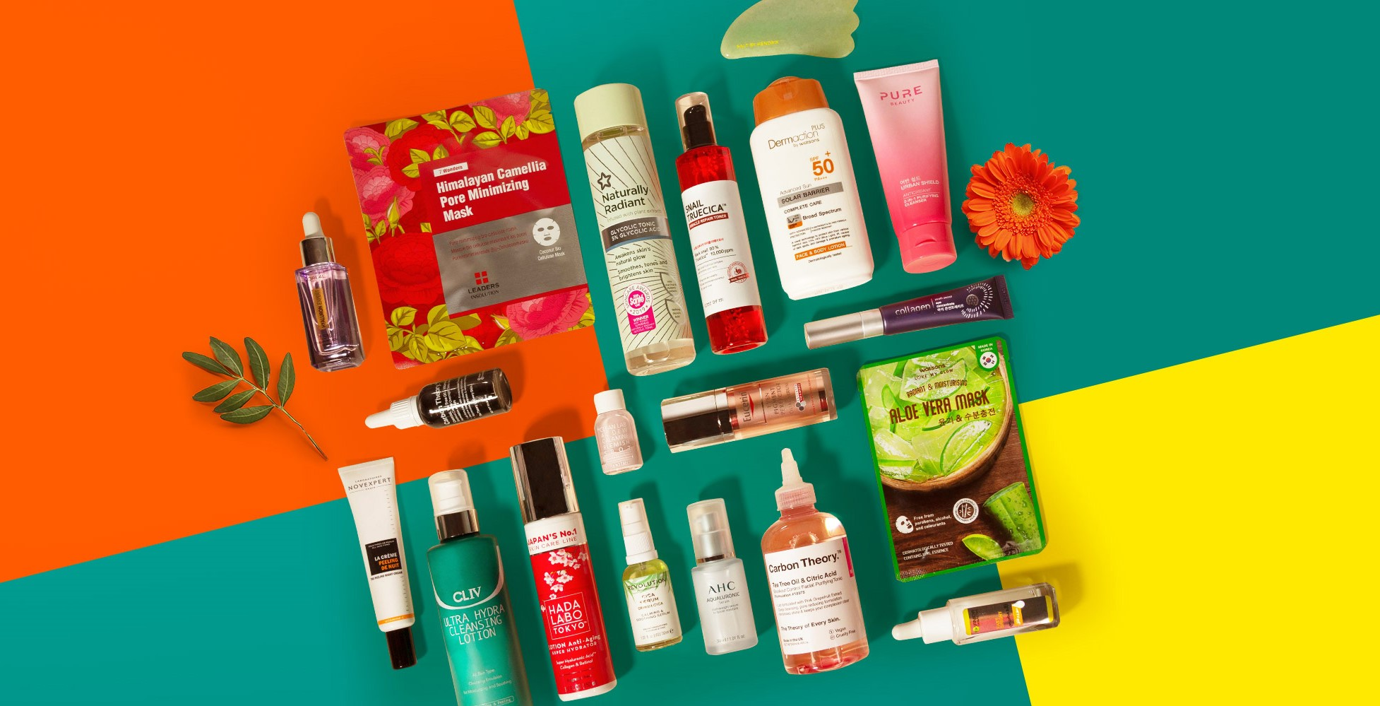 Skincare products coupons and deals in UAE